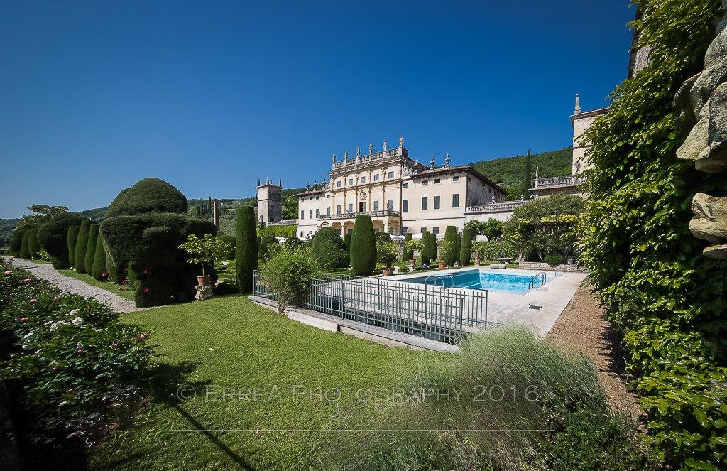 Fotografo matrimonio Verona - Villa Arvedi