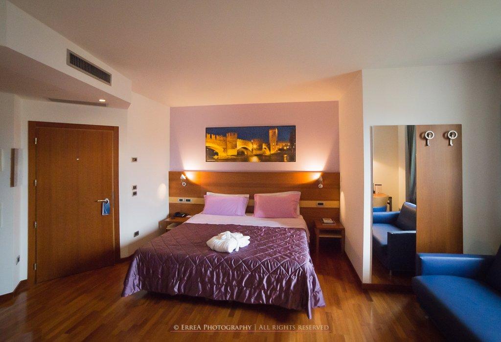 Fotografia commerciale hotellerie Verona