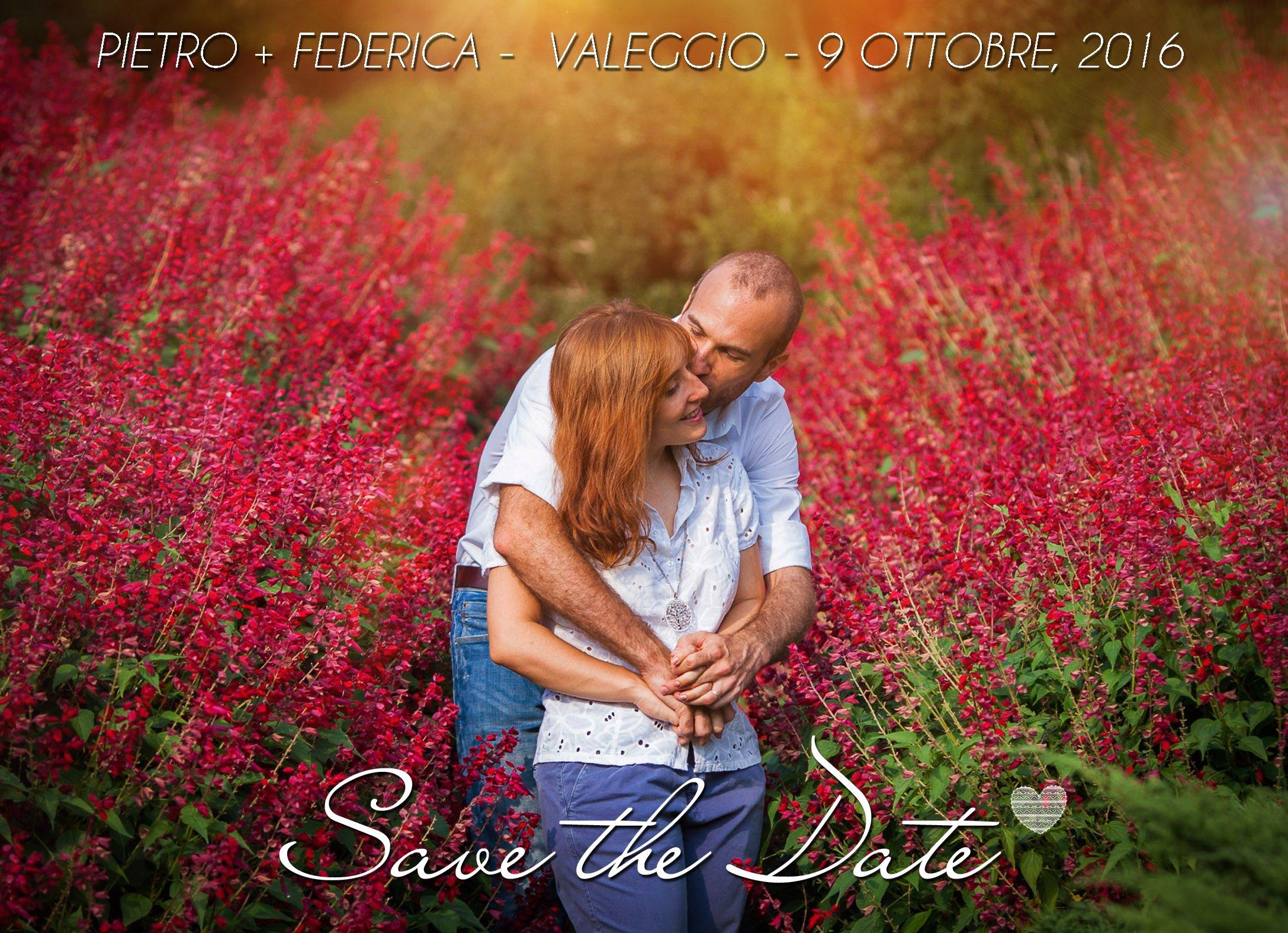 Partecipazione fotografica matrimonio - Fotografo Verona