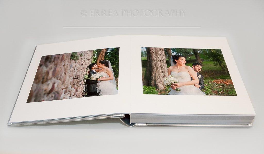 Très Album di matrimonio, tradizionale o fotolibro? FL96