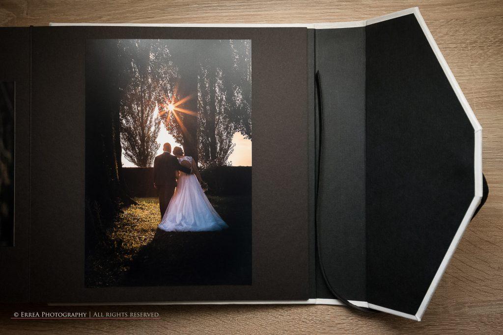 Album matrimonio fotografo Verona