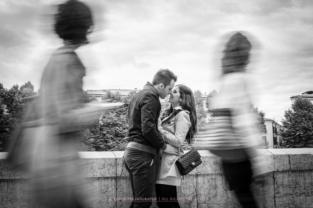 Servizio fotografico fidanzati