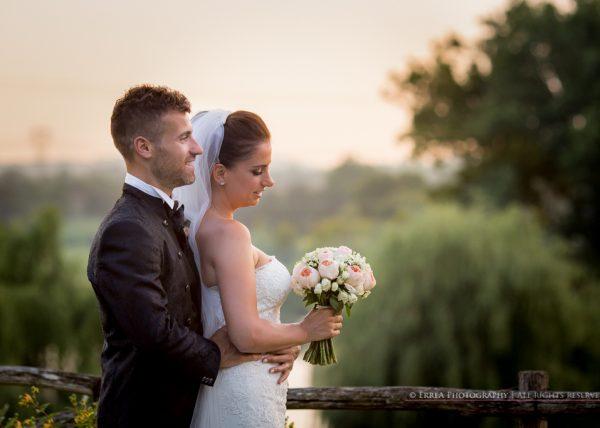 Servizio fotografico matrimonio Chervò Golf Club Brescia
