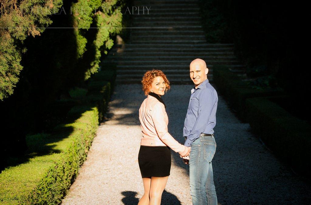 Servizio fotografico di coppia - fotografo Verona
