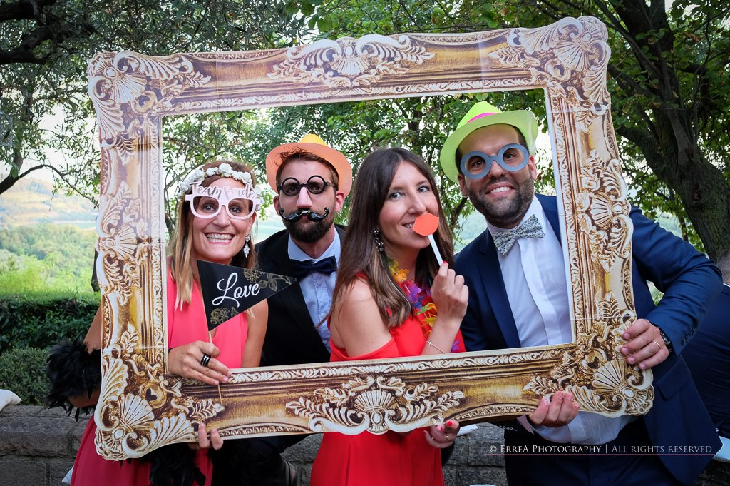 Sfondi per photo booth matrimonio