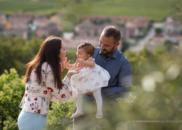 Servizi fotografici famiglia Verona