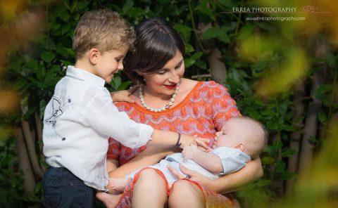 Servizio fotografico bambini e famiglia Verona