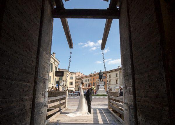 Servizio fotografico sposi Castelvecchio