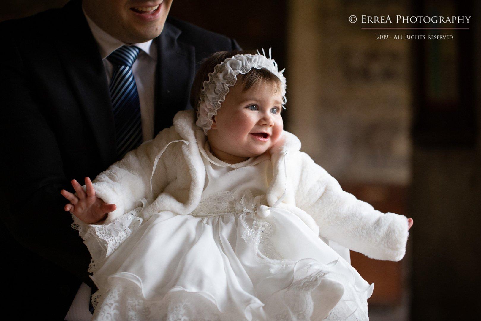 Servizio fotografico battesimo Verona